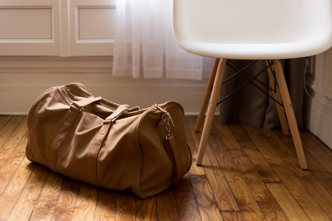 Voyager léger/bagage léger pour le weekend