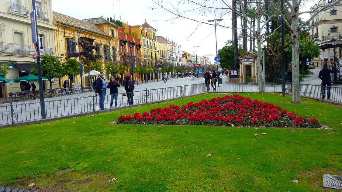 avenida-de-constitucion- Séville