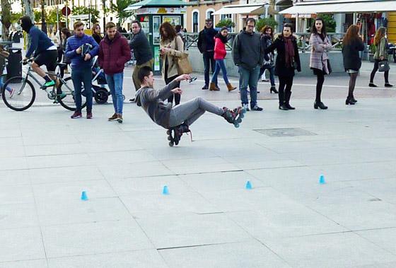 demo-skate - Séville