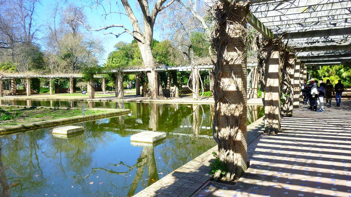Parc de Maria Luisa - Séville