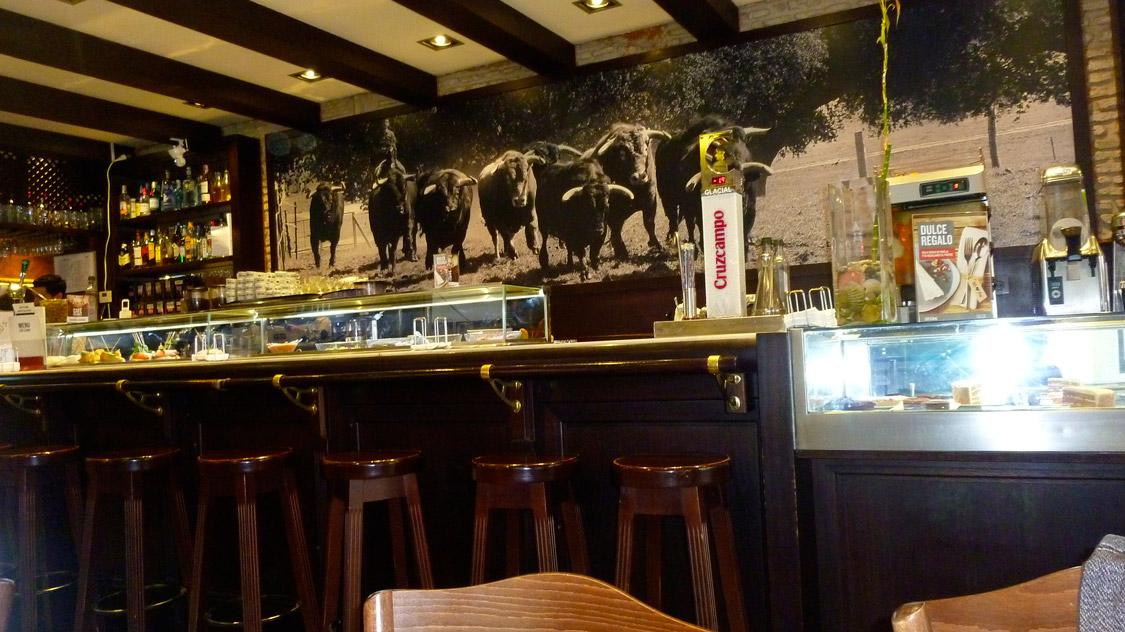 Restaurant Cafes & Tapas - Séville