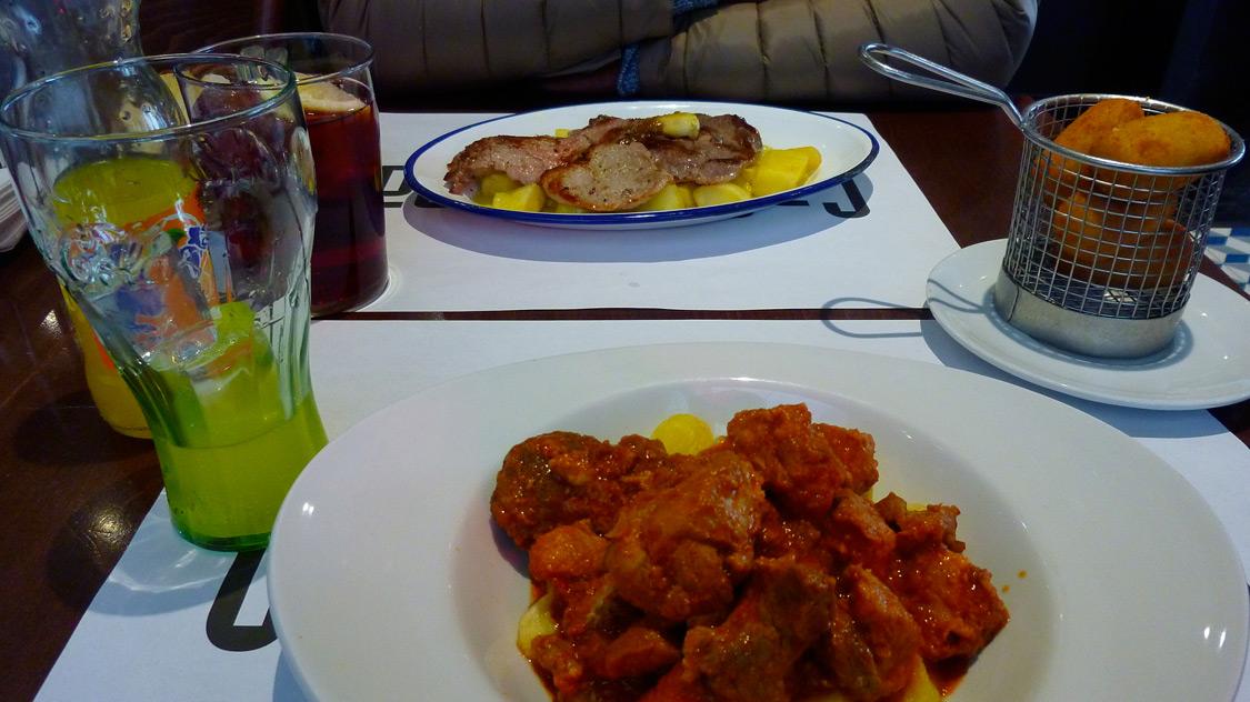 Tapas au restaurant Cafes & Tapas - Séville