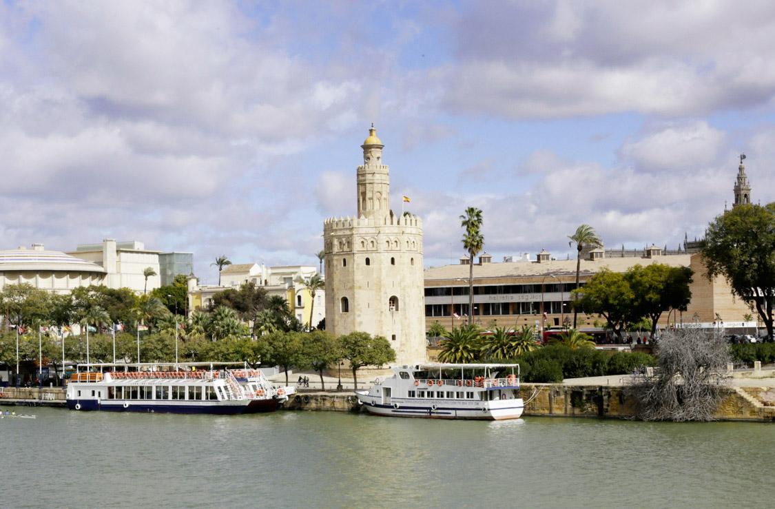 Torre del oro - Séville