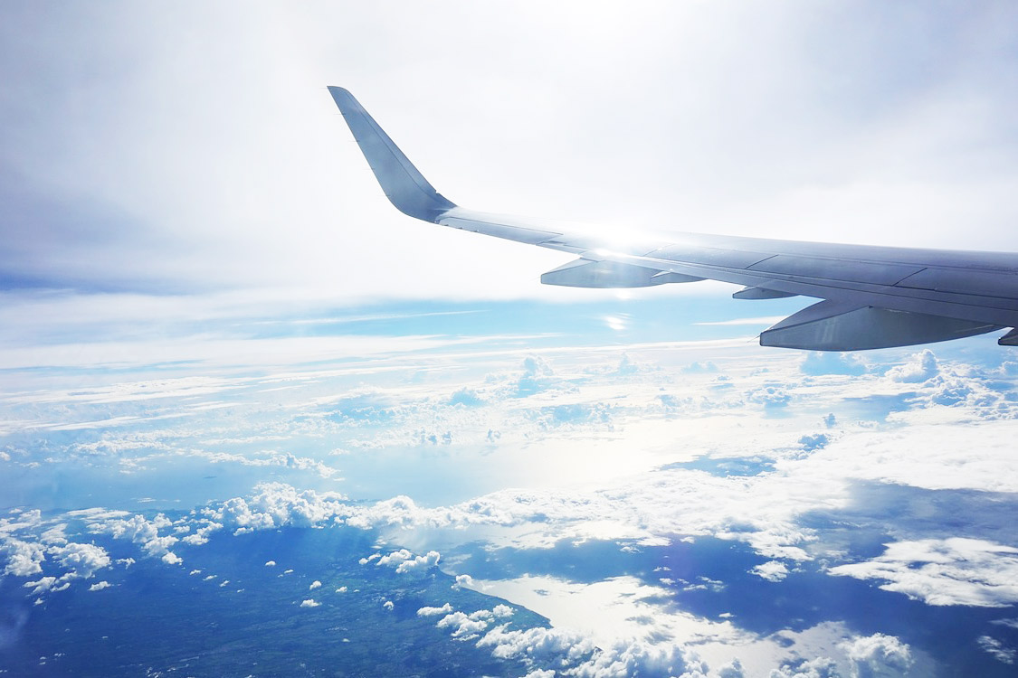 Voyager en avion