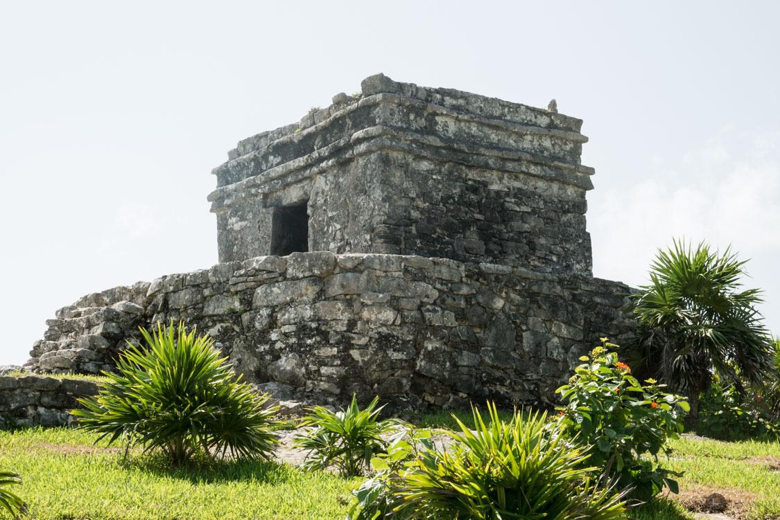 Tulum, ancienne cité maya