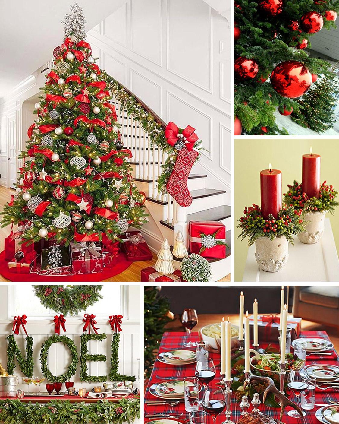 Déco de Noël : Ambiance traditionnelle