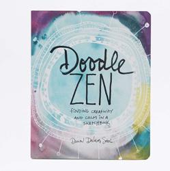 Livre doodle zen