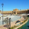 Plaza de espana - Séville