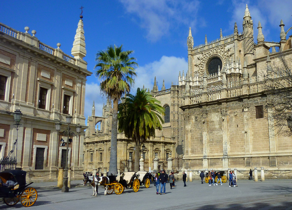 Seville-cathedrale