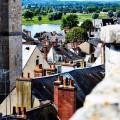 Vielle ville de Blois bordée par la Loire